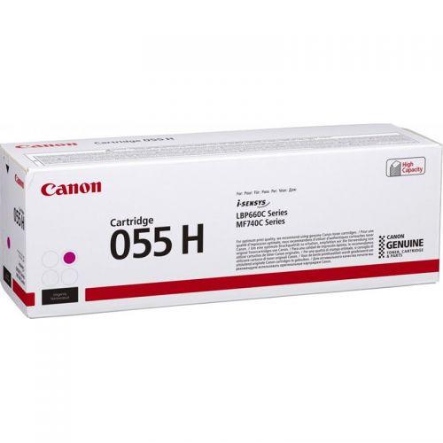 Canon 3018C002 055H Magenta Toner 5.9K