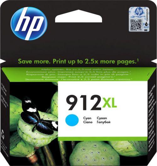 HP 3YL81AE 912XL Cyan Ink 10ml