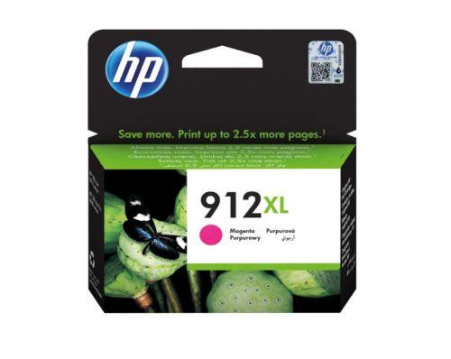 HP 3YL82AE 912XL Magenta Ink 10ml