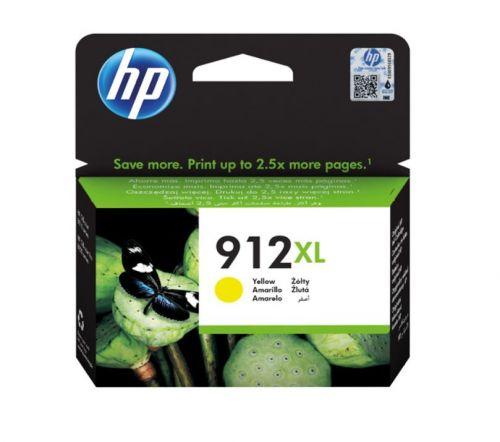 HP 3YL83AE 912XL Yellow Ink Cartreidge 10ml
