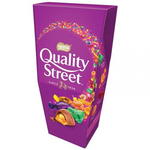 Nestle Quality Street Chocolates 240g Box