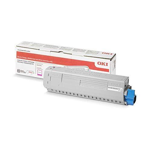 OKI 46861306 Magenta Toner 10K
