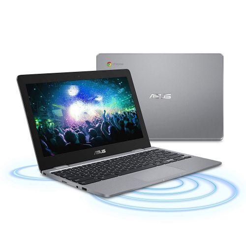 Asus Chromebook C223NA 11.6in N3350 4GB Notebooks 8ASC223NAGJ0014