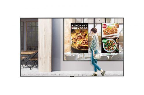 LG 86UM3E 86in 4K Large Format Display