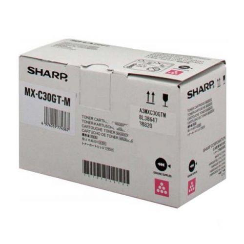Sharp MXC30GTM Magenta Toner 6K