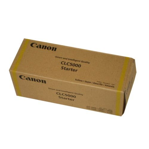 Canon CLC5000 Yellow Starter 6609A001