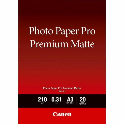 Canon PM-101 3.5x3.5 Paper A3 210gsm 8657B006