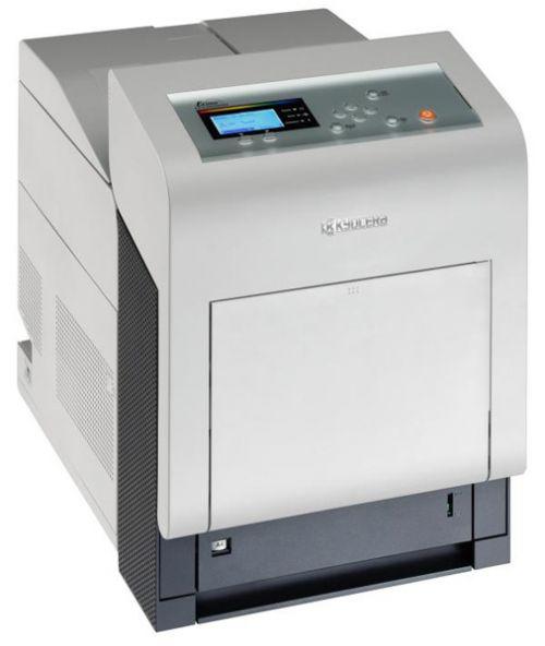 Kyocera FS-C5400DN (A4) Colour Laser Printer (Duplex+Network Ready) 256MB 600x600dpi 35 (C) 650 Sheets no ADF USB/Ethernet (Emulation: PCL6, PCL5c, Po
