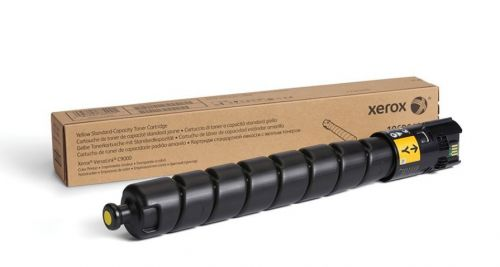 Xerox Yellow Standard Capacity Toner Cartridge 12.3k pages for VLC9000 - 106R04068