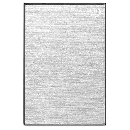 Seagate HDD External 2TB Plus Slim USB3 Silver
