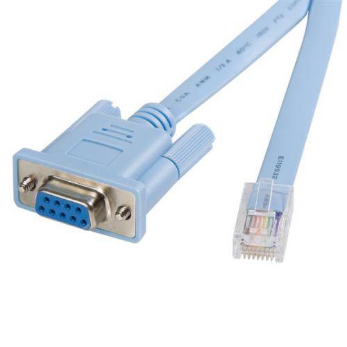 StarTech 1.8m Network Cable RJ45 Blue