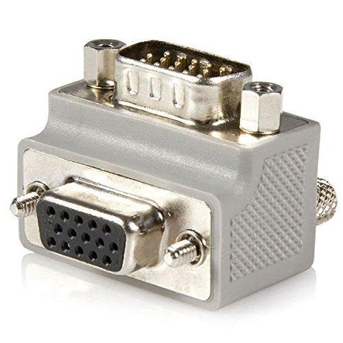 StarTech Right Angle VGA to VGA Cable Adaptor