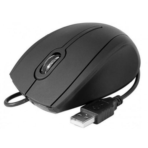 EXC Right Hand USB 2 Button Scroll Mouse