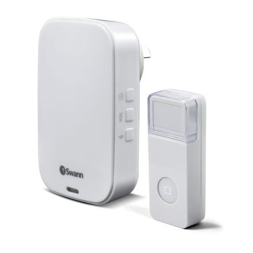 Swann One Wireless Door Chime 2 Receiver