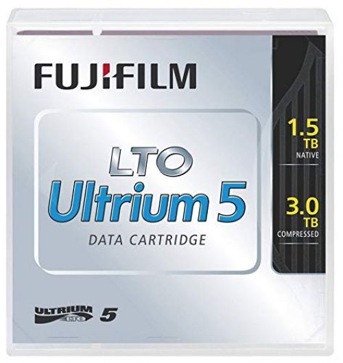 Fujifilm 4003276 LTO5 Blank Data Tape 1.5TB