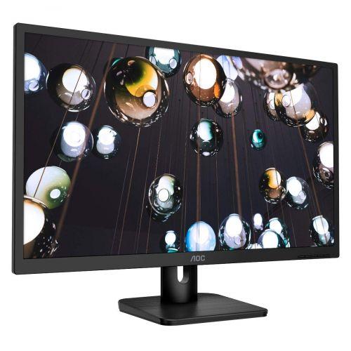 AOC 27E1H 27in IPS Full HD VGA HDMI Monitor