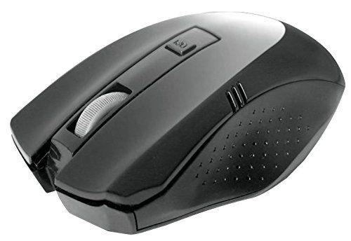 Dynamode 2.4Ghz Wireless Mouse Black