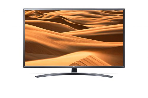 LG UM7400 49in 4K UHD With Quad Core TV