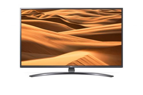 LG UM7400 55in 4K UHD With Quad Core TV