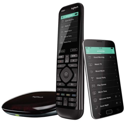 Logitech Harmony Wireless Device Remote Control