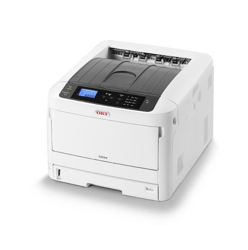 Oki C834nw A3 Colour Laser Printer