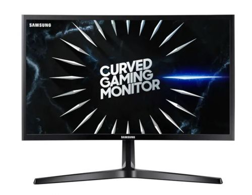 Samsung LC24RG50FQU 23.5in CURVE HDMI DP Monitor
