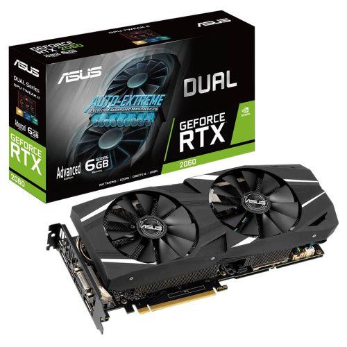 Asus RTX 2060 Dual Advanced 6GB DDR6