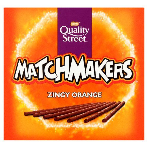 Quality St Mmakers Zingy Orange 120g