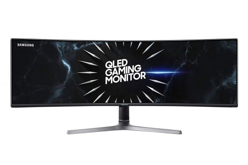 Samsung C49RG90 49in QLED Curved Gaming Monitor