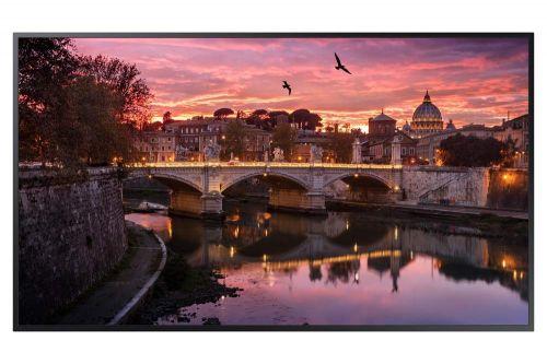 Samsung QB75R 75in LED 4K UHD Signage Display