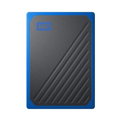 WD 500GB My Passport Go Wireless External SSD