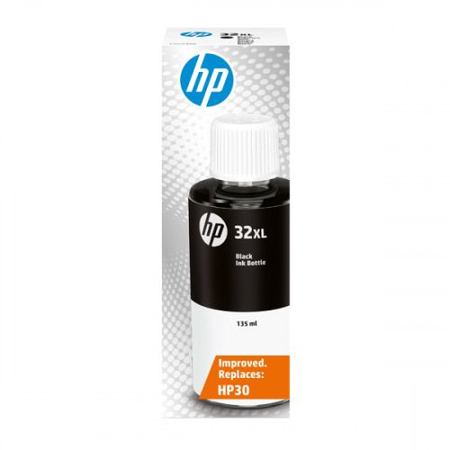 HP 1VV24AE 32Xl Black Ink Bottle 6K