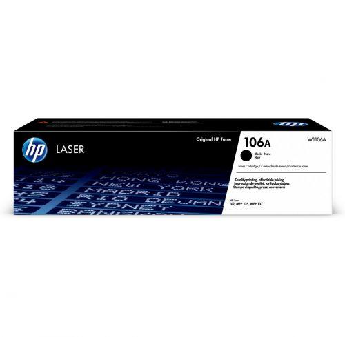 HP W1106A 106A Black Toner 1K