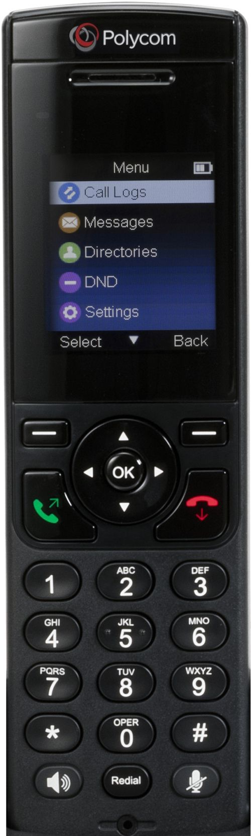 Polycom VVX D60 Wireless Handset Power Supply