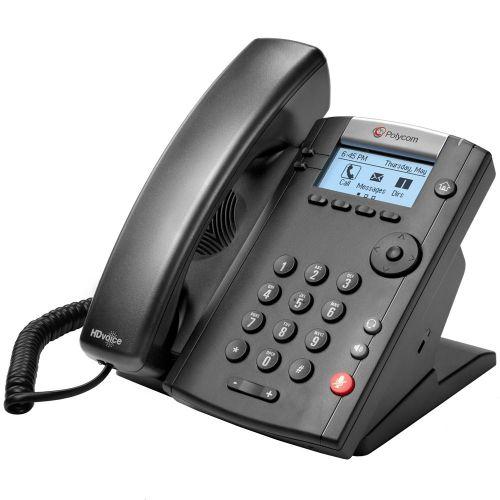 Polycom VVX 201 2 Line Desktop Phone LED