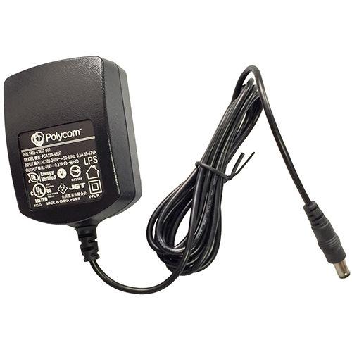 Polycom VVX Universal Power Supply 48v 0.52a UK