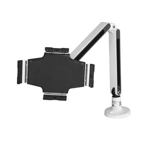 Startech Desk Mount Tablet Stand White