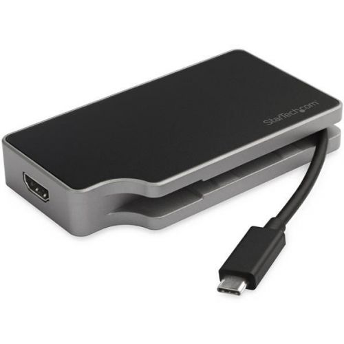 Startech USBC Multiport Adapter HDMI VGA USB