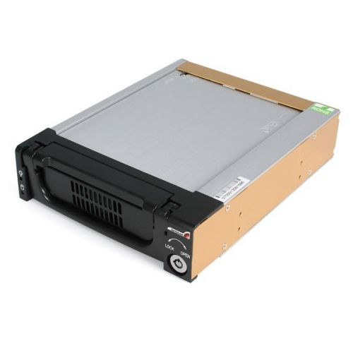 Startech 5.25in Rugged SATA HDD Rack Enclosure