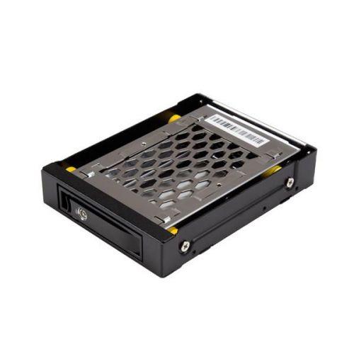 Startech 2.5 SATA Drive Hot Swap Bay for 3.5 Bay