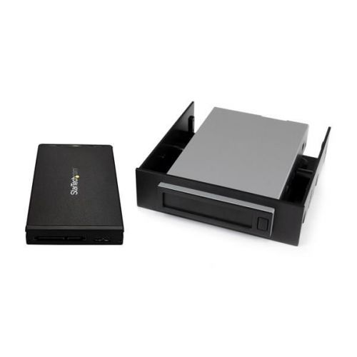 Startech Hot Swap Drive Bay for 2.5 SATA SSD HDD