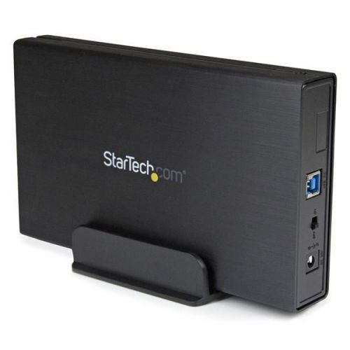 Startech USB3 3.5in External Hard Drive Enclosure UASP