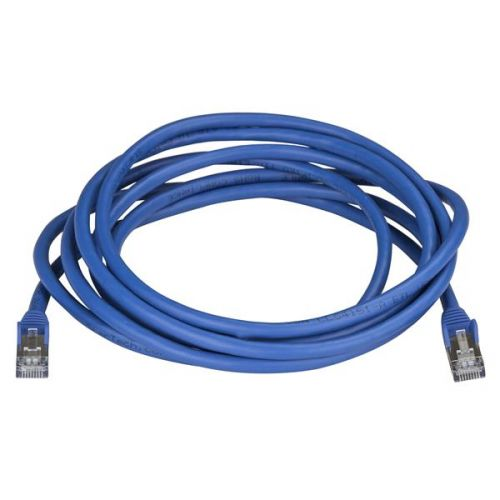 Startech 3m Blue Cat6a Ethernet STP Cable Network Cables 8ST6ASPAT3MBL