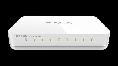 8 Port L2 Gigabit Easy Desktop Switch