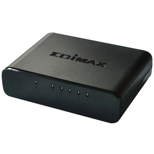 5 Port Fast Ethernet Desktop Switch
