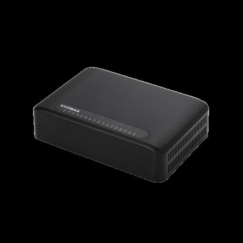 16 Port Fast Ethernet Desktop Switch