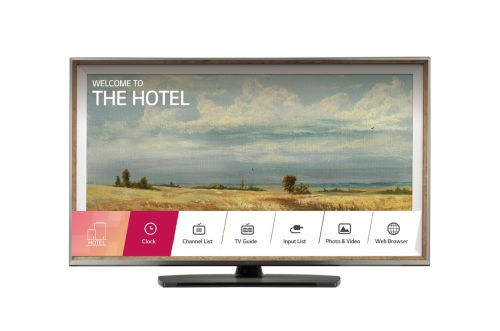 LG55UU761H 55in 4K Smart Hotel TV