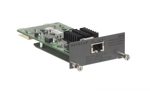 AX745 10GBASET MODULE FOR GSM7S SERIES