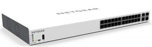 28 Port Gbit PoE Smart Cloud Switch