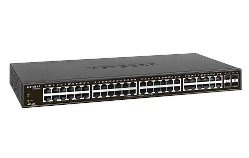 48 Port L2 Rackmount Switch with 4x SFP